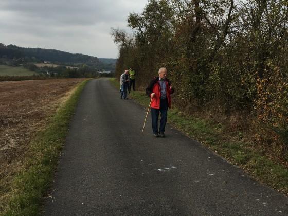 H.T Wanderung Eberstadt Tropfsteinhöhle 17.10.2021