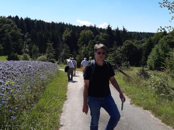 Ganztagswanderung Reisenbach im Odenwald 19.07.2020